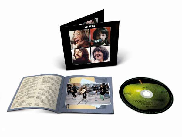 Let It Be (50th Anniversary) - The Beatles - Musik -  - 0602507138585 - October 15, 2021
