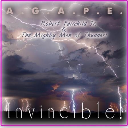 Invincible - Robert Fairchild Jr - Musik - Newfoundation Productions - 0029882509586 - July 31, 2015