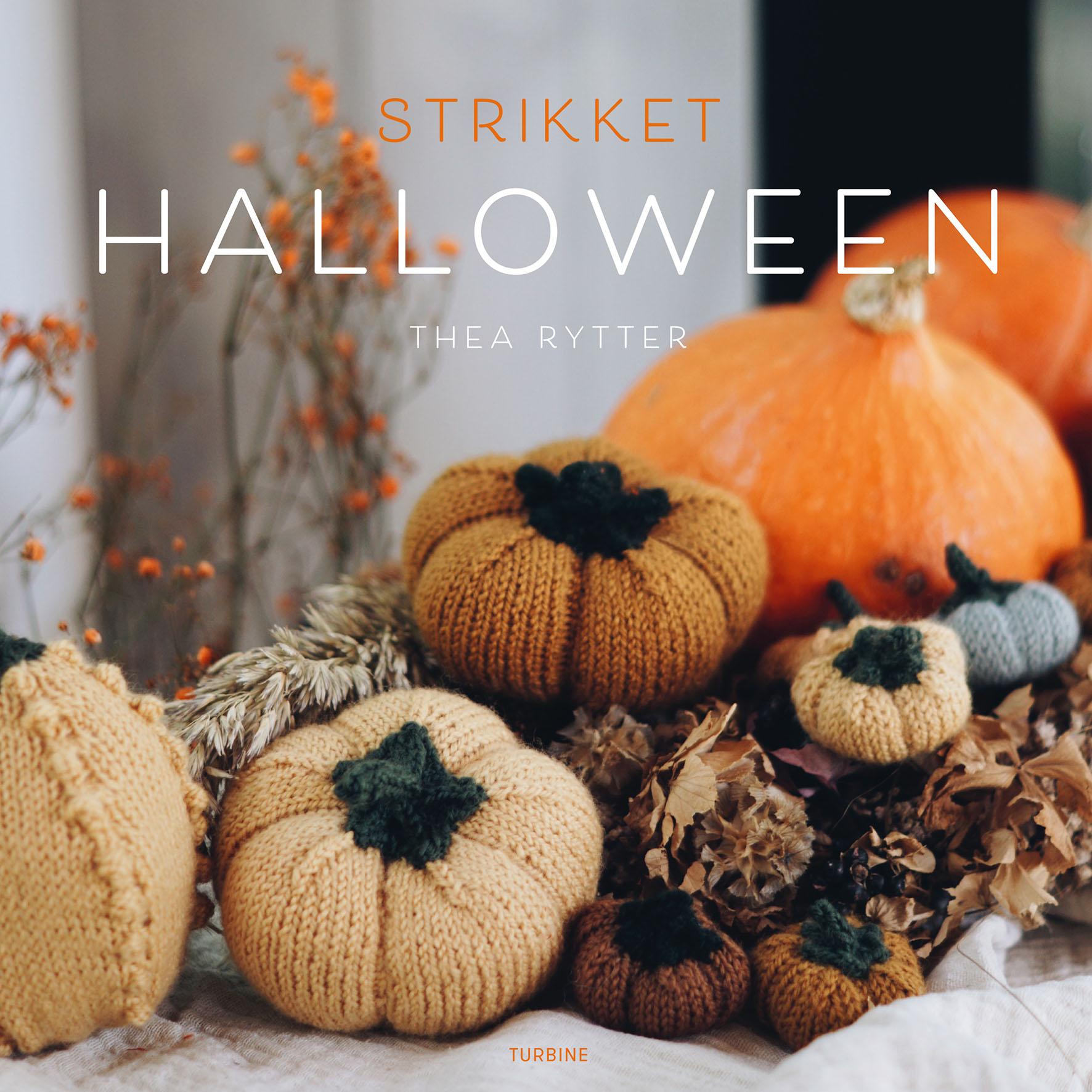 Strikket halloween - Thea Rytter - Bøger - Turbine - 9788740673593 - August 27, 2021