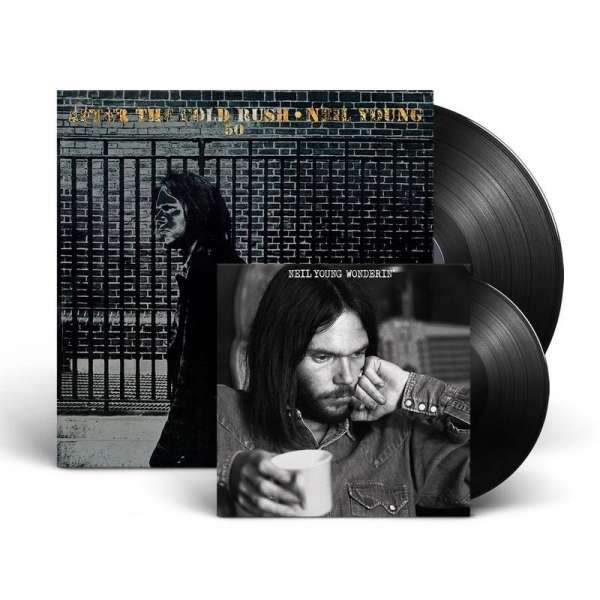 After The Gold Rush (50th Anniversary) - Neil Young - Musik - Reprise - 0093624889595 - March 19, 2021