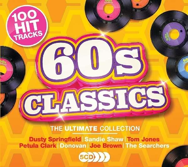 60s Classics: the Ultimate Collection - 60s Classics Ultimate Collecti - Musik - ULTIMATE V2 - 4050538267600 - July 14, 2020