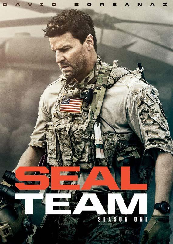 Seal Team Season 1 - . - Film - UNIVERSAL PICTURES - 5053083167608 - October 15, 2018