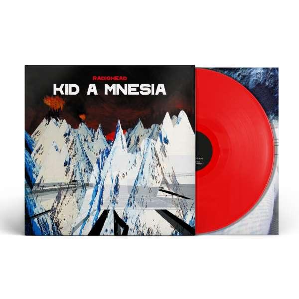 KID A MNESIA (Limited Red Vinyl) - Radiohead - Musik - XL Recordings - 0191404116609 - 5. November 2021