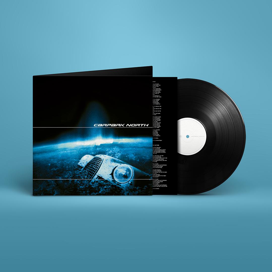 Carpark North [Signed] - Carpark North - Musik - Warner Music Denmark - 5054197094613 - October 15, 2021