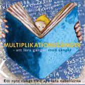 Multiplikationssanger - Multiplikationssanger - Musik - MULTIPLIKATI - 5705643200613 - 9. Dezember 2008