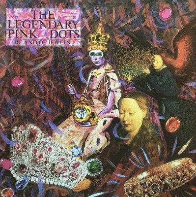 Island Of Jewels - Legendary Pink Dots - Musik - MVD - 0782388124614 - August 20, 2021