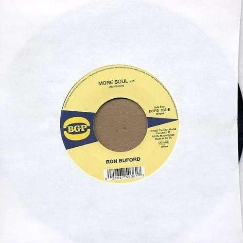 Deep Soul (pt 2) - Ron Buford - Musik - BGP - 0029667503617 - March 3, 2011