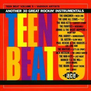 Teen Beat Vol.5 - V/A - Musik - ACE - 0029667176620 - July 13, 2000