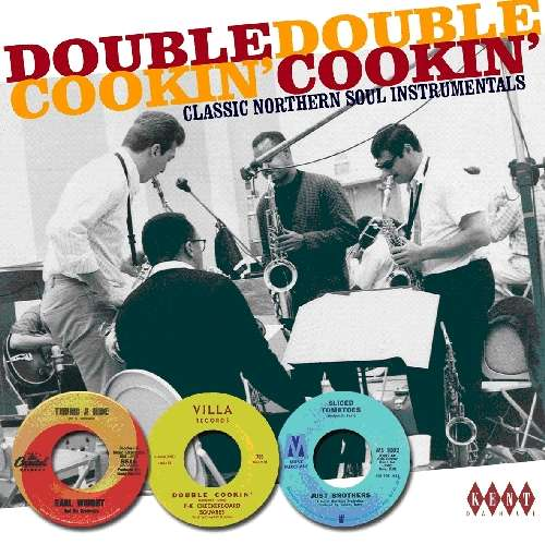 Double Cookin - Classic Northern Soul Instrumentals - Various Artists - Musik - KENT SOUL - 0029667233620 - March 22, 2010