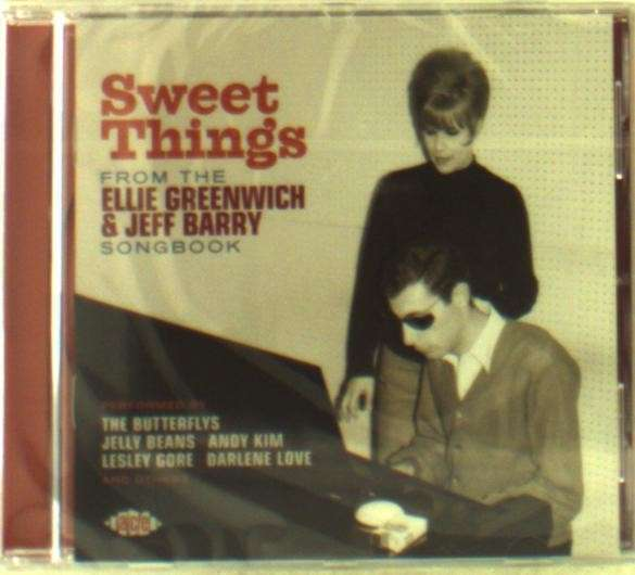 Sweet Things From The Ellie Greenwich & Jeff Barry Songbook - Various Artists - Musik - ACE RECORDS - 0029667070621 - April 27, 2015