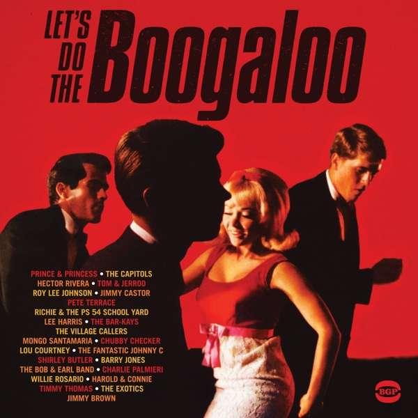 Let's Do The Boogaloo - V/A - Musik - BGP - 0029667083621 - November 3, 2017