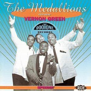 Speedin' - Medallions - Musik - ACE - 0029667153621 - March 22, 1996