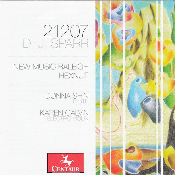 21207 - Sparr - Musik - Centaur - 0044747331621 - June 10, 2014