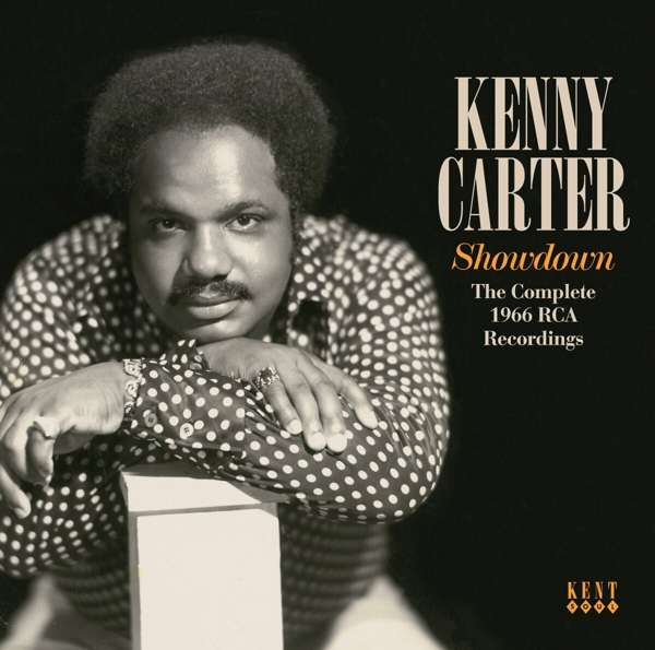 Showdown - The Complete 1966 RCA Recordings - Kenny Carter - Musik - KENT - 0029667099622 - September 25, 2020