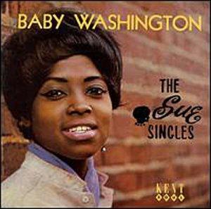 Sue Singles - Baby Washington - Musik - KENT - 0029667213622 - June 21, 1996