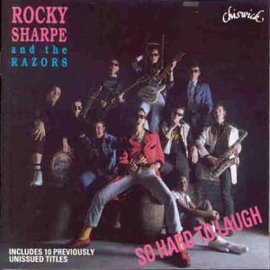 So Hard To Laugh - Rocky Sharpe - Musik - ACE - 0029667411622 - June 1, 1995