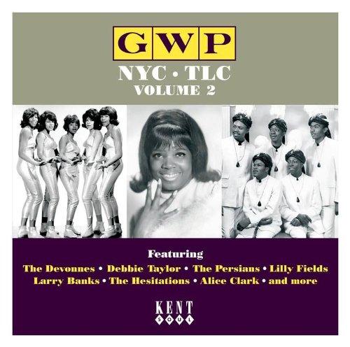 Gwp Nyc Tlc Volume 2 - V/A - Musik - KENT SOUL - 0029667232623 - September 28, 2009