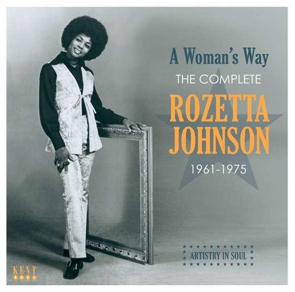 A Woman's Way - Rozetta Johnson - Musik - KENT SOUL - 0029667245623 - November 3, 2016