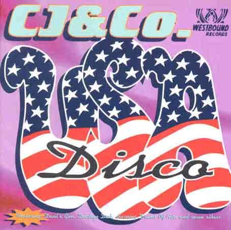 Usa Disco - Cj & Co. - Musik - SOUTHBOUND - 0029667711623 - February 22, 1998