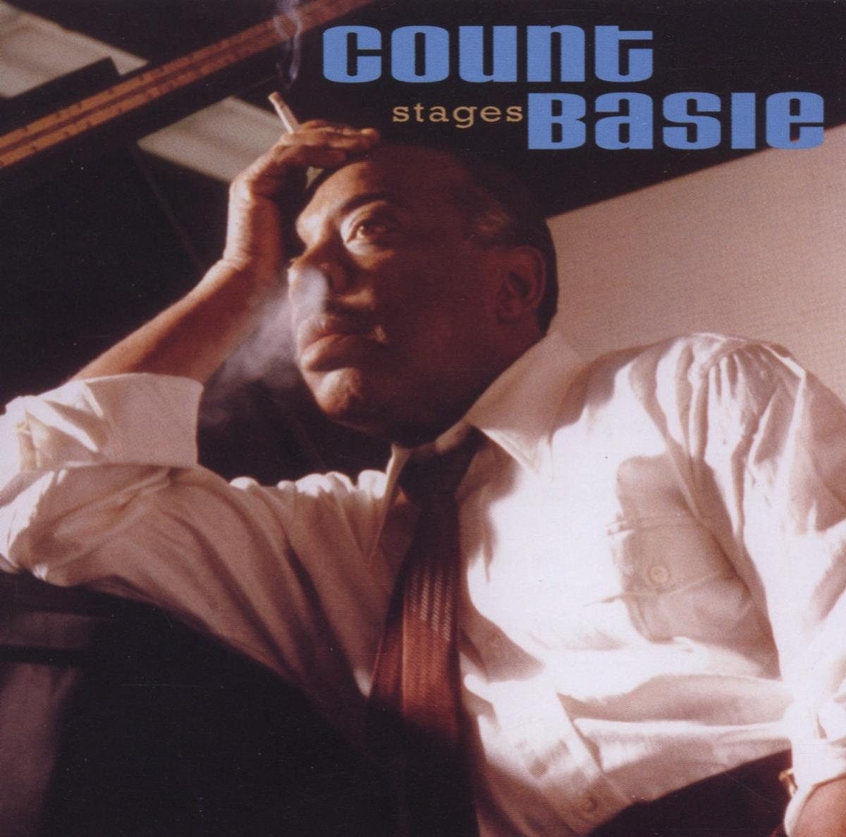 Count Basie-stages - Count Basie - Musik - FUEL - 0030206152623 - June 29, 2006