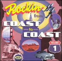 Rocking from Coast to Coast / Various - Rocking from Coast to Coast / Various - Musik - ACE - 0029667149624 - October 8, 1996