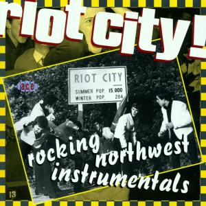 Riot City - V/A - Musik - ACE - 0029667181624 - August 9, 2001