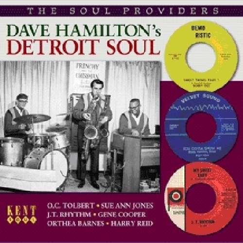 Dave Hamilton's Detroit Soul - V/A - Musik - KENT SOUL - 0029667235624 - June 30, 2011