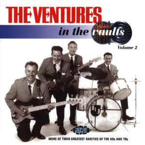 In The Vaults Vol.2 - Ventures - Musik - ACE - 0029667871624 - May 17, 1999