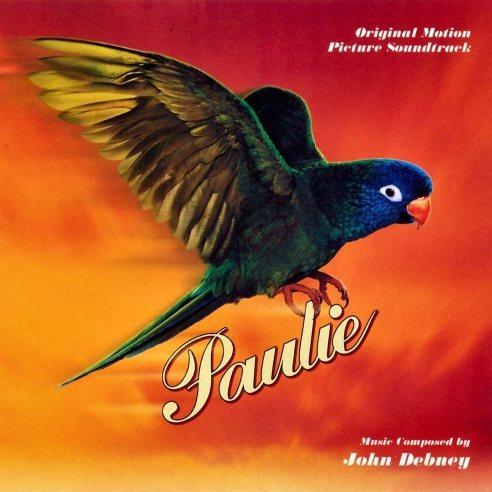 Paulie - O.s.t - Musik - VARESE SARABANDE - 0030206593624 -