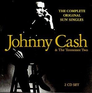 Complete Original Sun Sin - Johnny Cash - Musik - VARESE SARABANDE - 0030206605624 - June 30, 1990