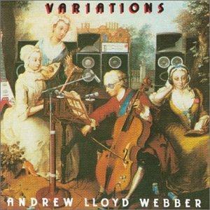 Variations - Andrew Lloyd Webber - Musik - PHILIPS - 0008811939625 - February 26, 1987