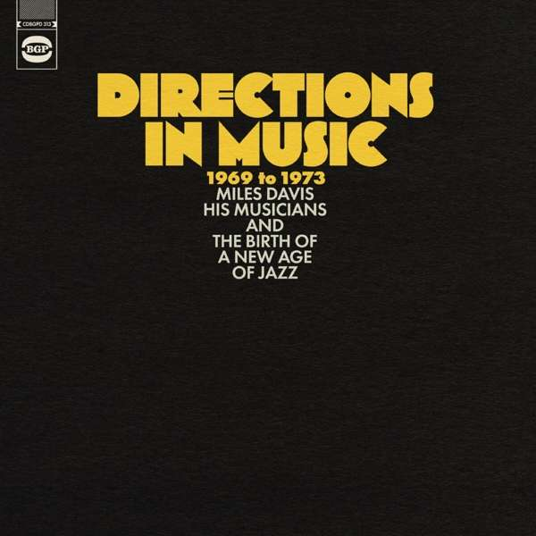 Directions In Music 1969-1973 - Various Artists - Musik - BGP - 0029667100625 - March 26, 2021