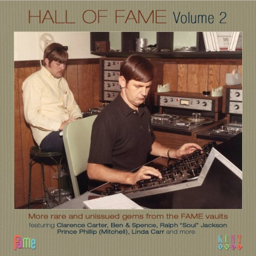 Hall Of Fame Volume 2 - V/A - Musik - KENT SOUL - 0029667238625 - February 28, 2013