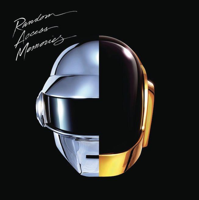 Random Access Memories - Daft Punk - Musik - Sony Owned - 0888837168625 - May 21, 2013