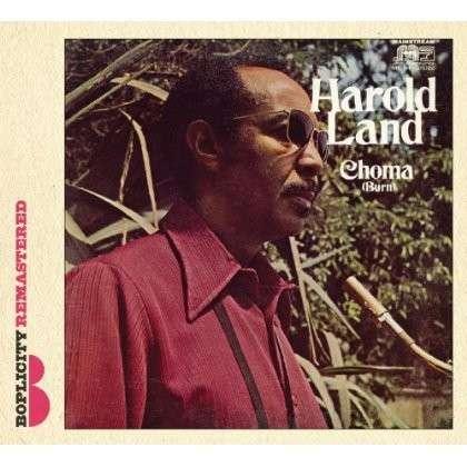 Choma (burn) - Harold Land - Musik - BOPLICITY - 0029667059626 - June 5, 2014