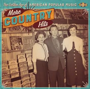 More Country Hits - V/A - Musik - ACE - 0029667075626 - May 4, 2016
