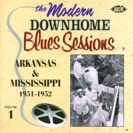 Modern Downhome Blues V.1 - V/A - Musik - ACE - 0029667187626 - April 10, 2003