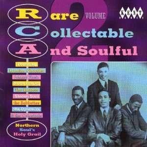 Various - Rare Collectable & Soulful Vol 2 - Musik - Kent - 0029667215626 - November 24, 1997