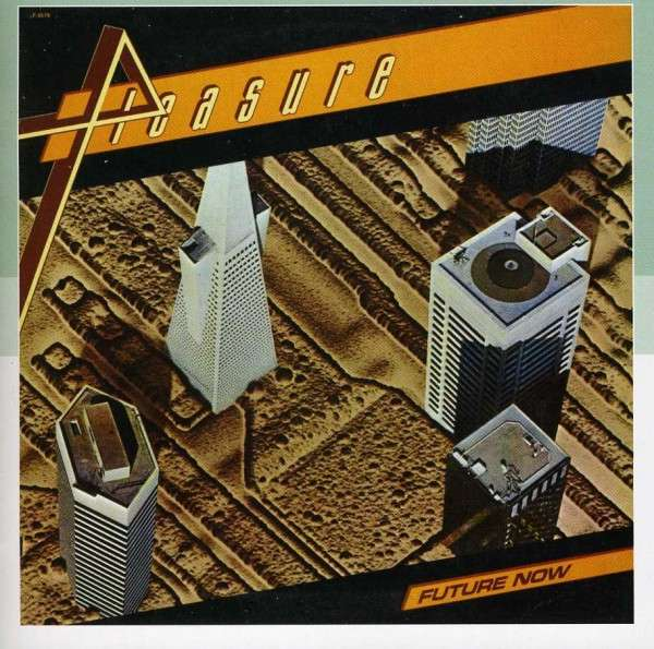 Future Now - Pleasure - Musik - BGP - 0029667525626 - August 1, 2013