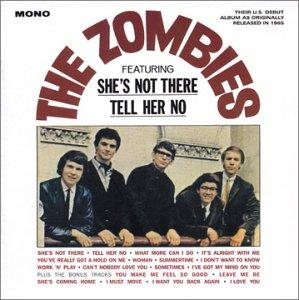 Zombies + 6 - Zombies - Musik - VARESE SARABANDE - 0030206643626 - June 30, 1990