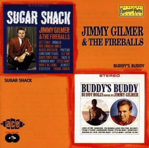 Sugar Shack / Buddy's Buddy - Gilmer, Jimmy & Fireballs - Musik - ACE - 0029667164627 - April 28, 1997