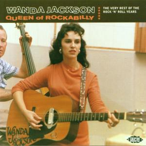 Queen Of Rockabilly - Wanda Jackson - Musik - ACE RECORDS - 0029667177627 - August 28, 2000