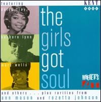 Girls Got Soul - V/A - Musik - KENT - 0029667218627 - July 13, 2000