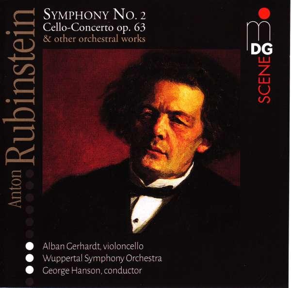 Orchestral Works - A. Rubinstein - Musik - MDG - 0760623201627 - April 20, 2017