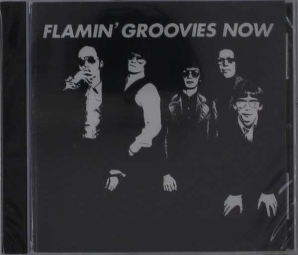 Now - Flamin' Groovies - Musik -  - 0089353503628 - July 10, 2020