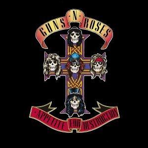 Guns N' Roses - Appetite For Destruction - Guns 'N' Roses - Musik - GEFFEN - 0008811928629 - February 7, 1991