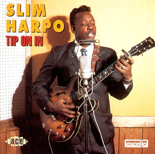 Tip On In - Slim Harpo - Musik - ACE - 0029667160629 - July 28, 1996