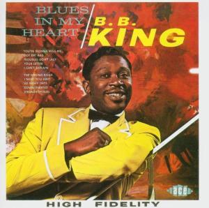 Blues In My Heart + 8 - B.B. King - Musik - ACE - 0029667199629 - February 23, 2004