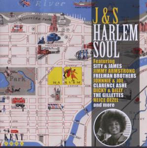 J & S Harlem Soul - V/A - Musik - ACE - 0029667230629 - November 4, 2008