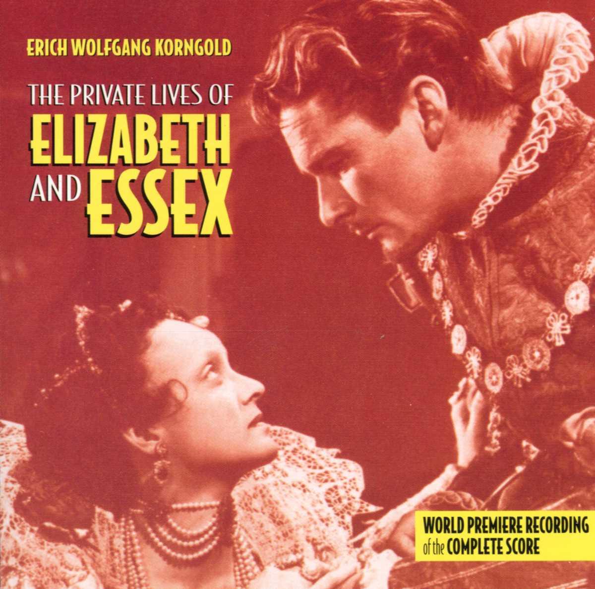 Private Lives of Elizabeth & Essex / O.s.t. - Private Lives of Elizabeth & Essex / O.s.t. - Musik - VARESE SARABANDE - 0030206569629 - March 10, 1998